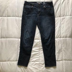 Denizen by Levi's modern straight crop jeans